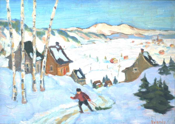 Jean PALARDY - Charlevoix (1936)