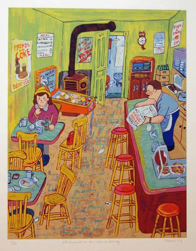 Elle demanda un coca-cola, un hot-dog... (1983) - Miyuki Tanobe