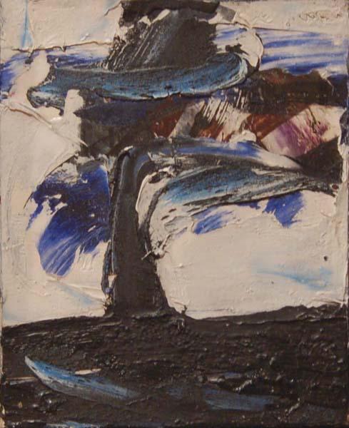 Sans titre (c.1962) - Marcelle Ferron
