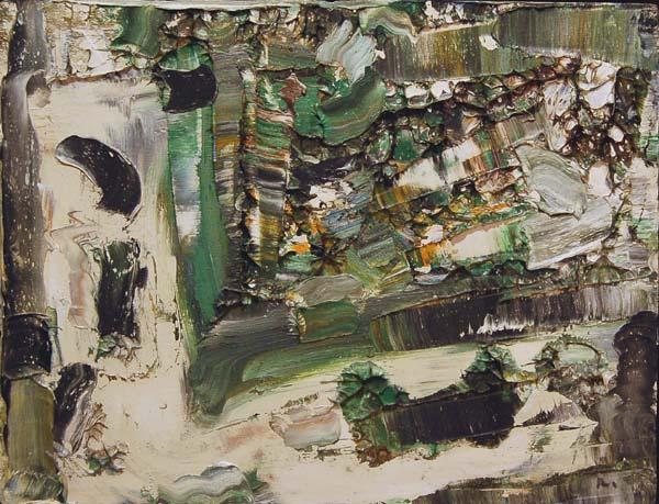 Sans titre (1969) - Jean-Paul Riopelle