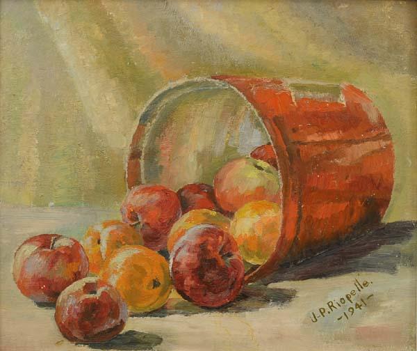 Sans titre  (1941) - Jean-Paul Riopelle