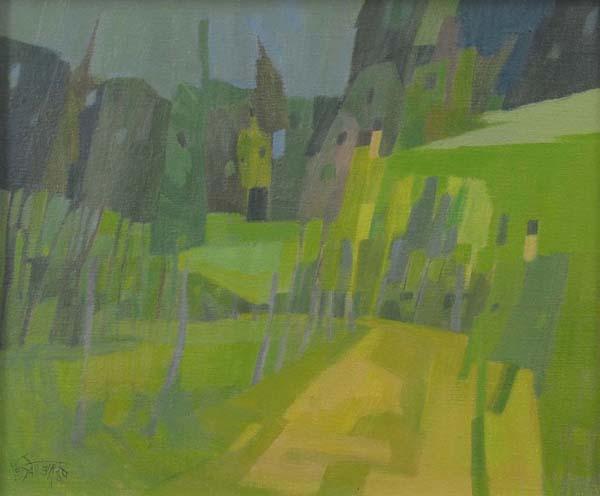 Claude LESAUTEUR - La route s'enfile (1980)