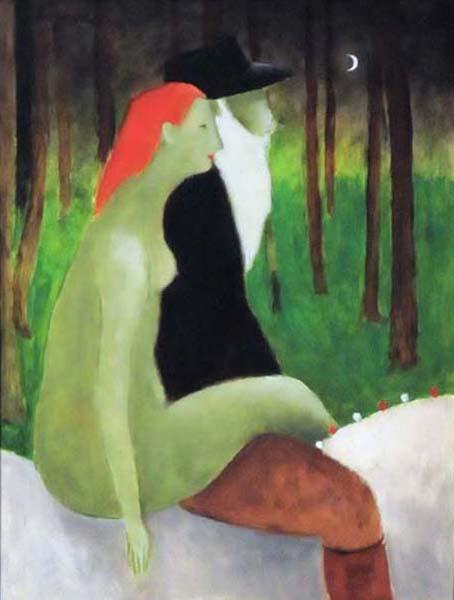 Henry Wanton JONES - Étude pour Pissaro