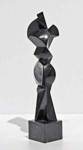 Jim RITCHIE - Personnage cubiste