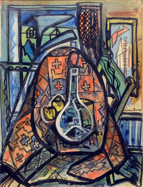 Fritz BRANDTNER - Still Life (c. 1945)