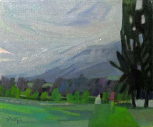 Claude LESAUTEUR - Au loin la brume (1980)