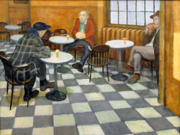 Philip SURREY - Hôtel- Taverne Roussil (c. 1960)