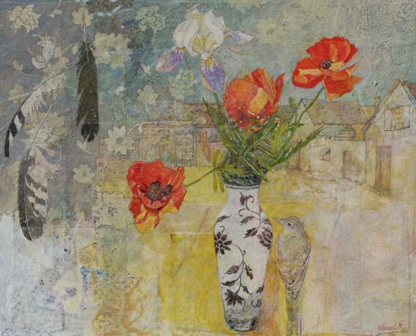 Maja VODANOVIC - Song of the Inner Courtyard (2011)