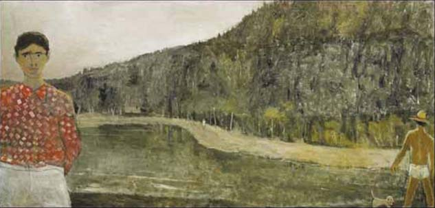 Jean Paul LEMIEUX - Lac du Nord (1980)