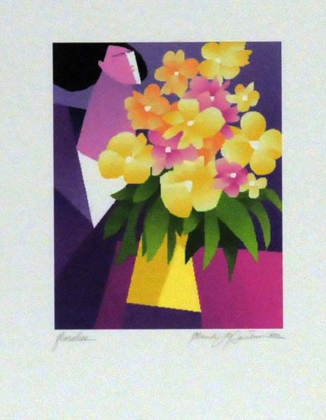 Claude LESAUTEUR - Floralie (1998)