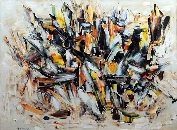 Sans titre (1953) - Jean McEwen