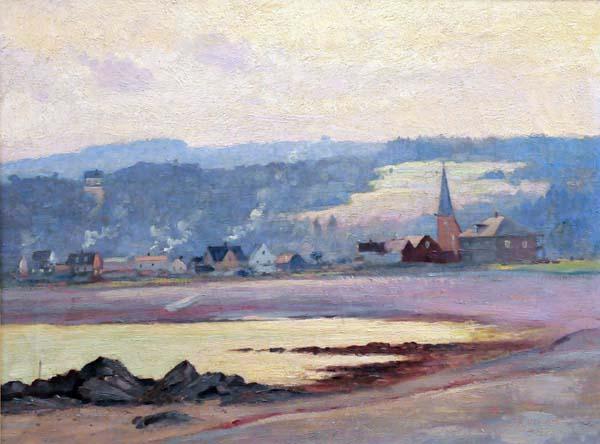 Robert PILOT - Les Éboulements (c. 1935)