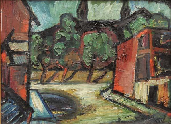 Fritz BRANDTNER - Montreal (c. 1938)