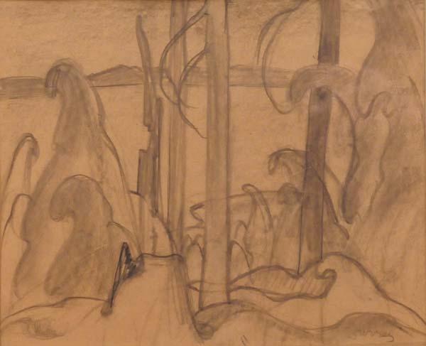 Étude (c. 1935) - Philip Surrey