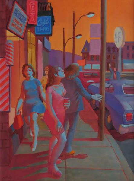 Philip SURREY - Fin de l'été (1974)