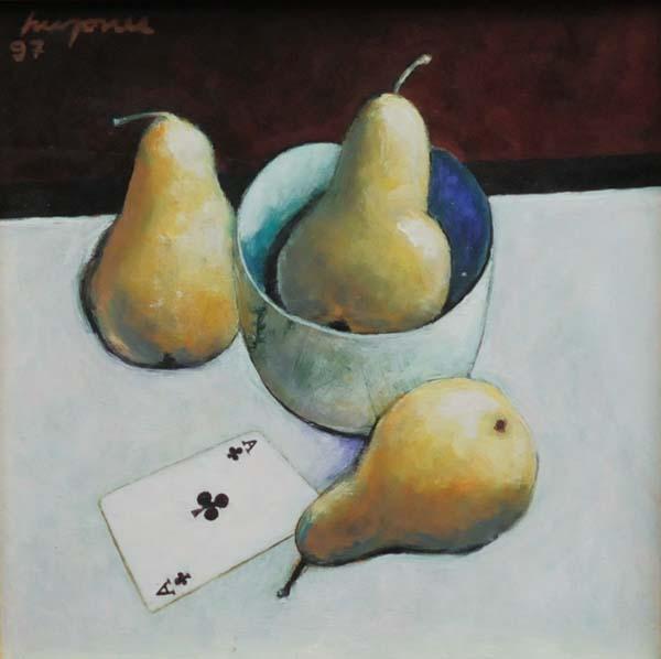 Henry Wanton JONES - Aces of Spade (1997)