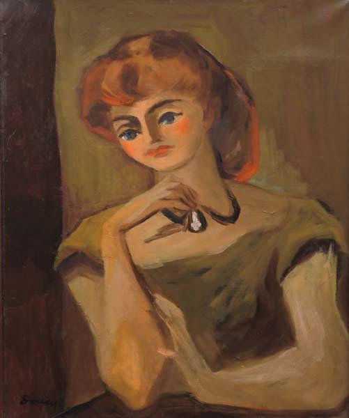 Jean SOUCY - La femme au camée (1947)