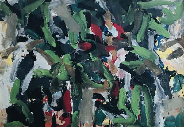 Sans titre (1959) - Jean-Paul Riopelle