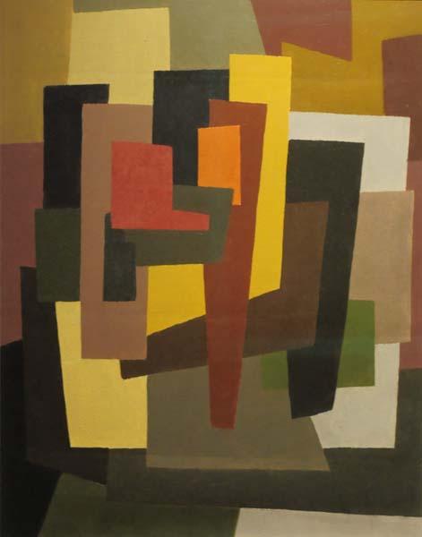 Jauran (Rodolphe DE REPENTIGNY) - Sans titre (c. 1955)
