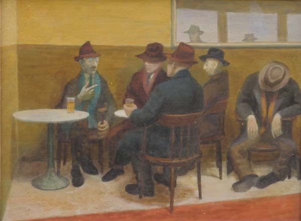 Philip SURREY - The Pundit (c. 1960)