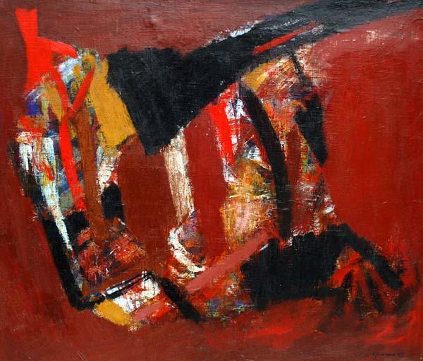 Sans titre (1947) - Pierre Gauvreau