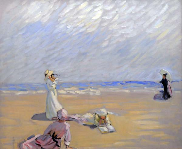 Helen MCNICOLL - Sunny Days (1910)