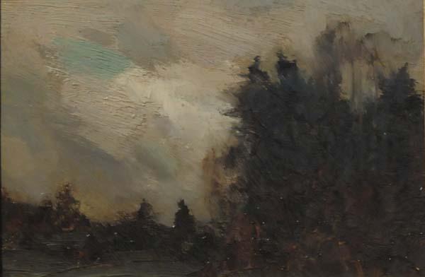 Marc Aurèle SUZOR-CôTé - Jour sombre (1915)