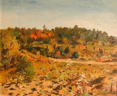 Paysage - Goodridge Roberts