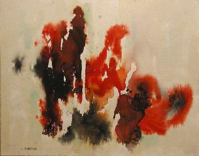 Abstraction 102 (1964) - William Ronald