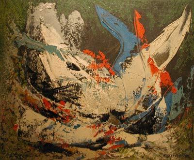 Le cygne bleu (1964) - Léon Bellefleur