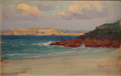 Clarence A. GAGNON - Saint Malo