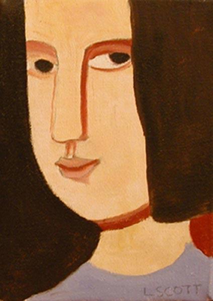 Louise SCOTT - Portrait