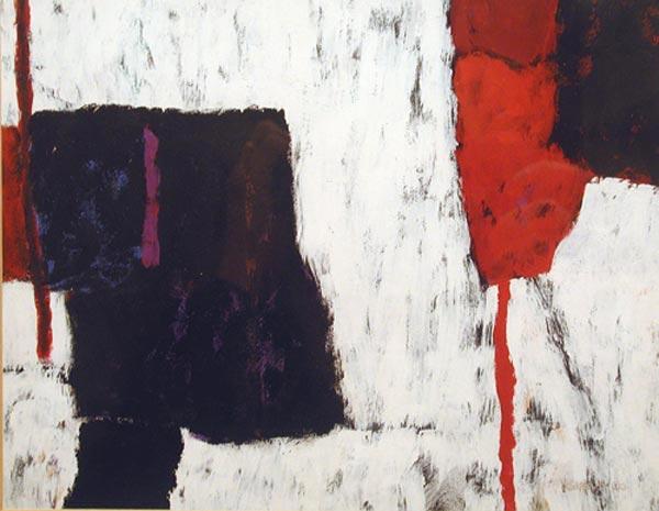 Sans titre (1960) - Fernand Toupin