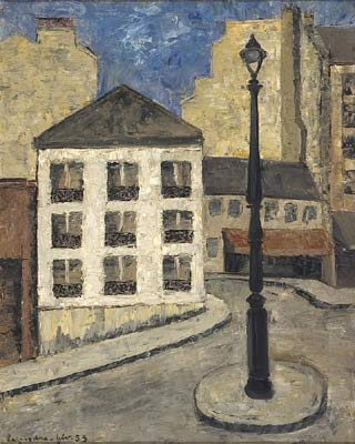 Solange LEGENDRE - Place des Ftes (1953)