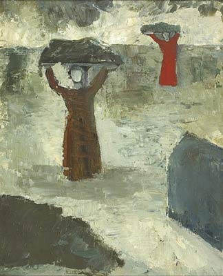 Femmes de l'île de Sein - Solange Legendre