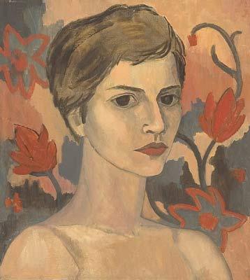 Portrait de Rona - Solange Legendre