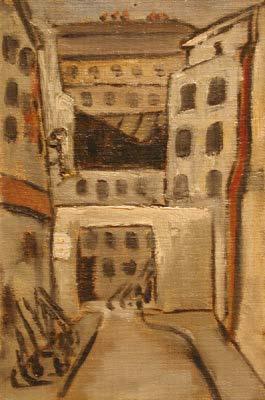 Rue du Serrurier (1953) - Solange Legendre
