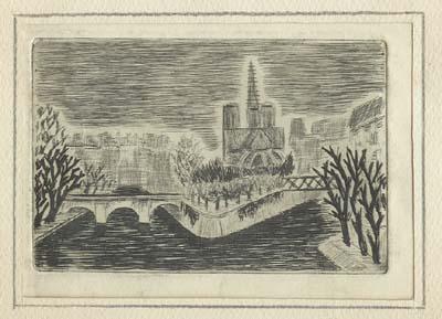 Notre Dame de Paris 2 - Solange Legendre
