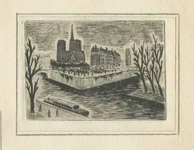 Solange LEGENDRE - Notre Dame de Paris 3