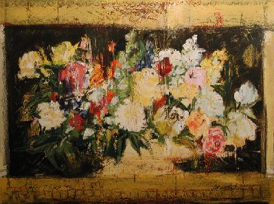 Café Flora (1997) - Élène Gamache