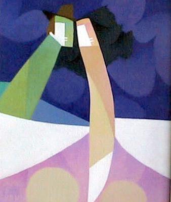 Claude LESAUTEUR - Figures énigmatiques