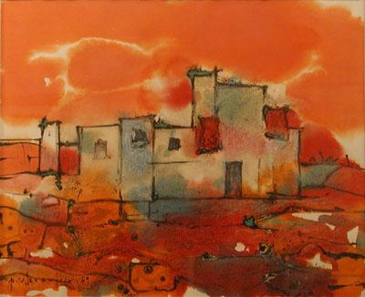 Paul-Vanier BEAULIEU - Maisons en Provence (1969)