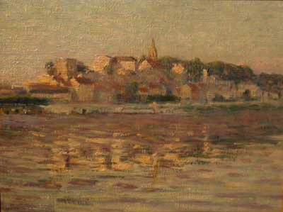 Conflans, Ste Honorine, France - Henri Beau
