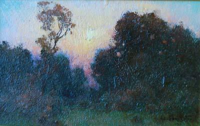 Paysage (1911) - Marc Aurèle Suzor-Côté