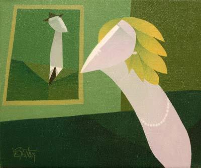Claude LESAUTEUR - Souvenir agréable