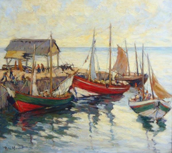 Rita MOUNT - Le Havre de Ste-Thérèse, Gaspé
