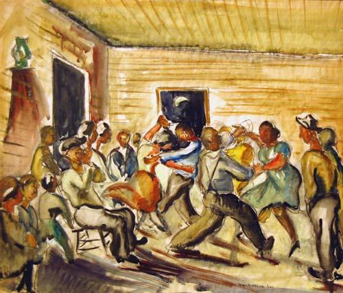 La danse (1940) - Henri Masson