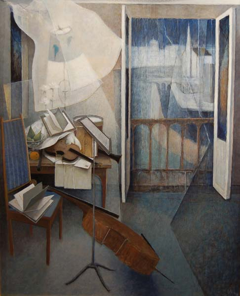 Un air baroque - Pierre Lefebvre
