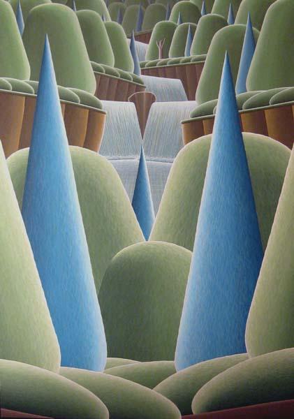 Christian DEBERDT - Cascades (2009)
