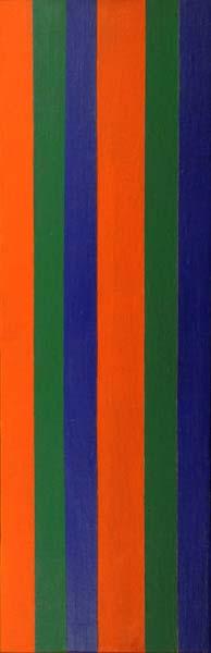 Guido MOLINARI - Sans titre (1965)